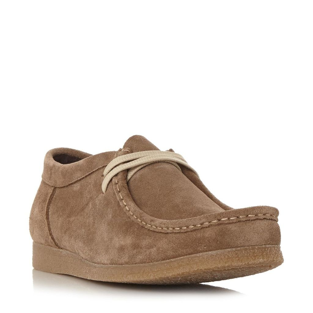 Bosh Suede Lace Up Shoe