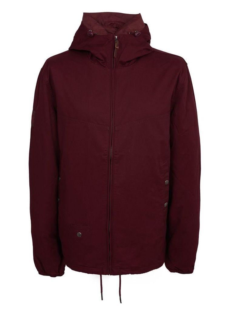 Men's Pretty Green Sevenoaks Jacket, Burgundy