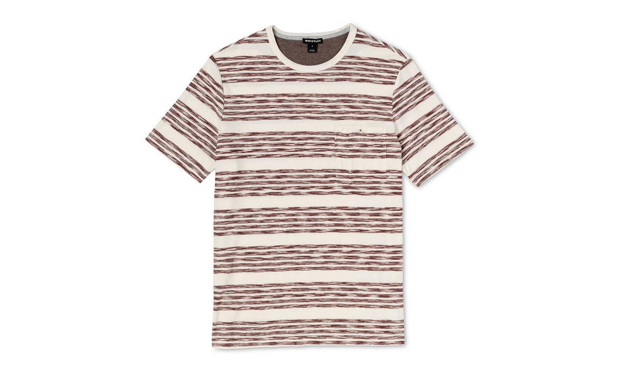 Broken Stripe T-Shirt
