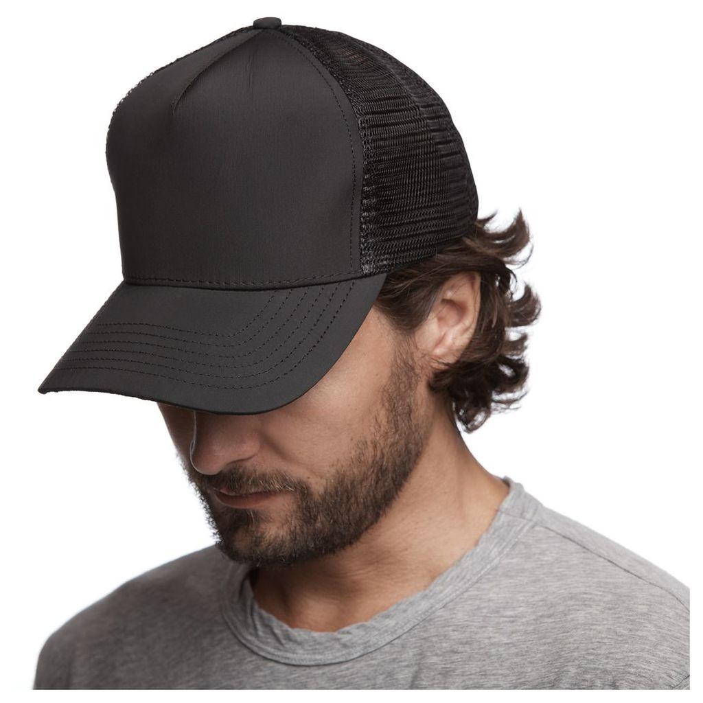 TAFFETA TRUCKER HAT