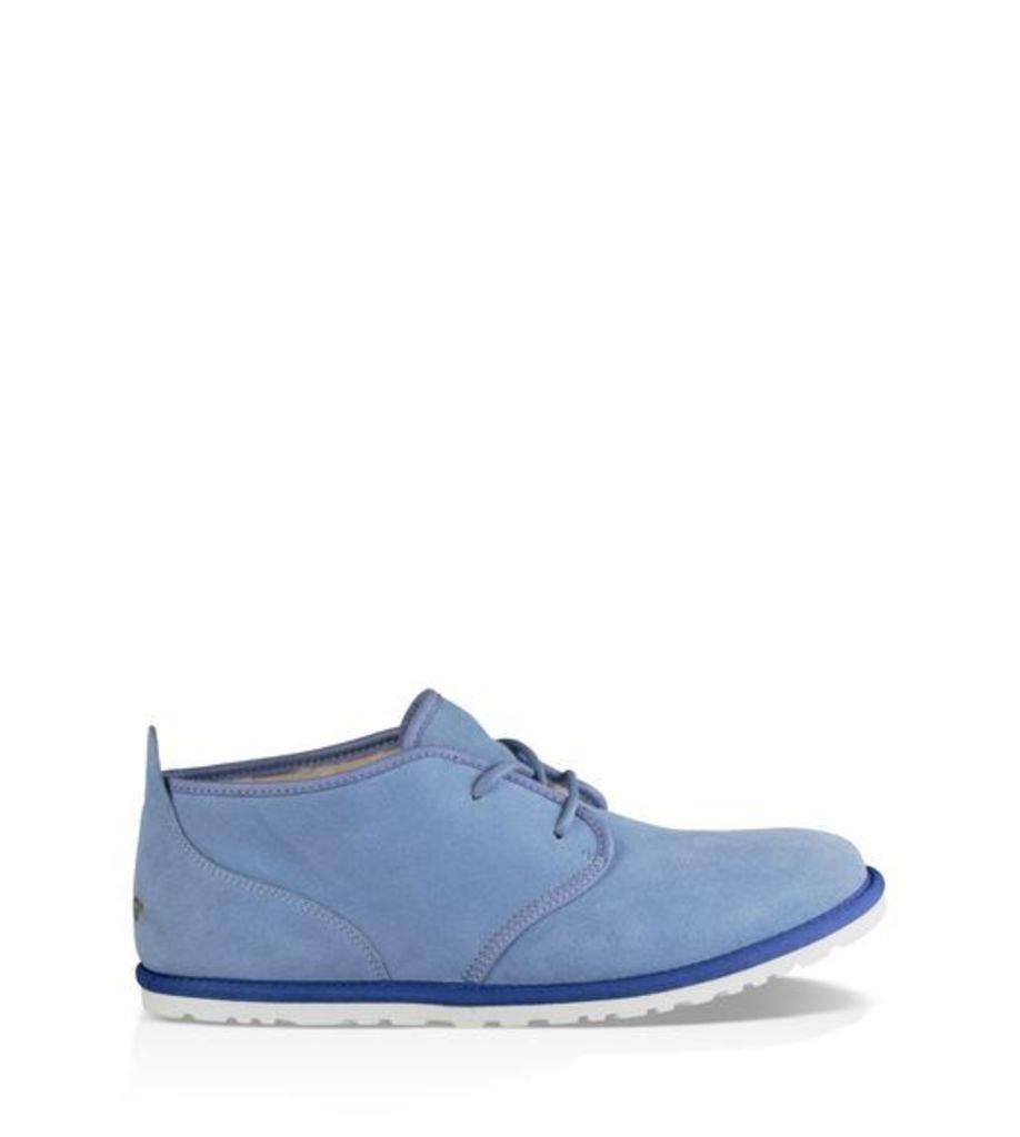 UGG Maksim Mens Shoes Pajama Blue 10