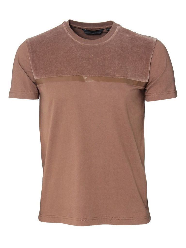 Rule Mens T-Shirt Brown