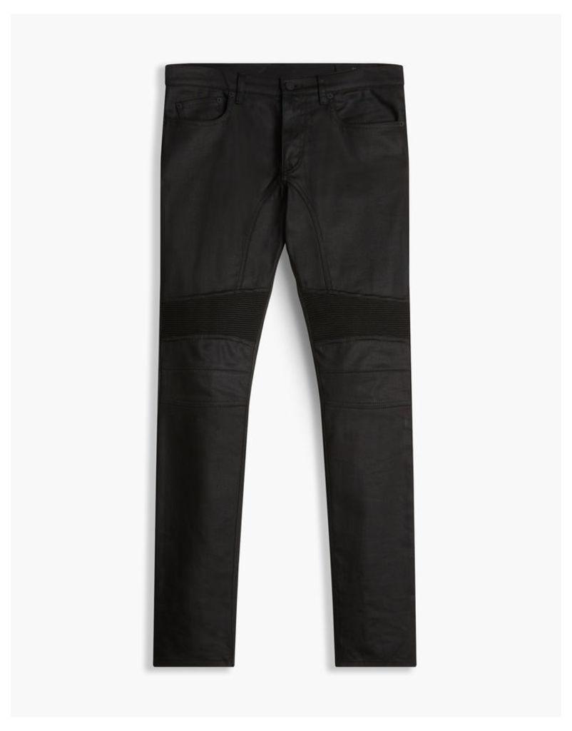 Belstaff Eastham Slim Fit Trousers Black