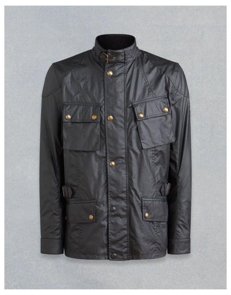 Belstaff Crosby Motorcycle Jacket Black