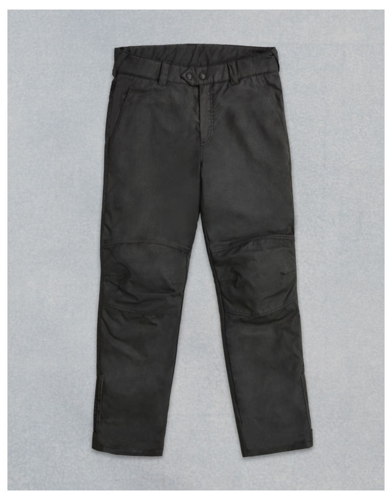 Belstaff Snaefell Motorcycle Trousers Black