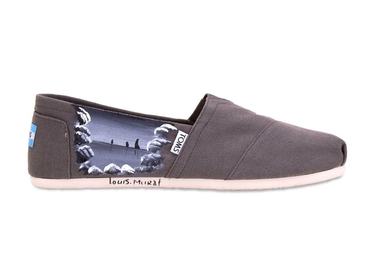 Haiti Ash Island Canvas Men's Classics