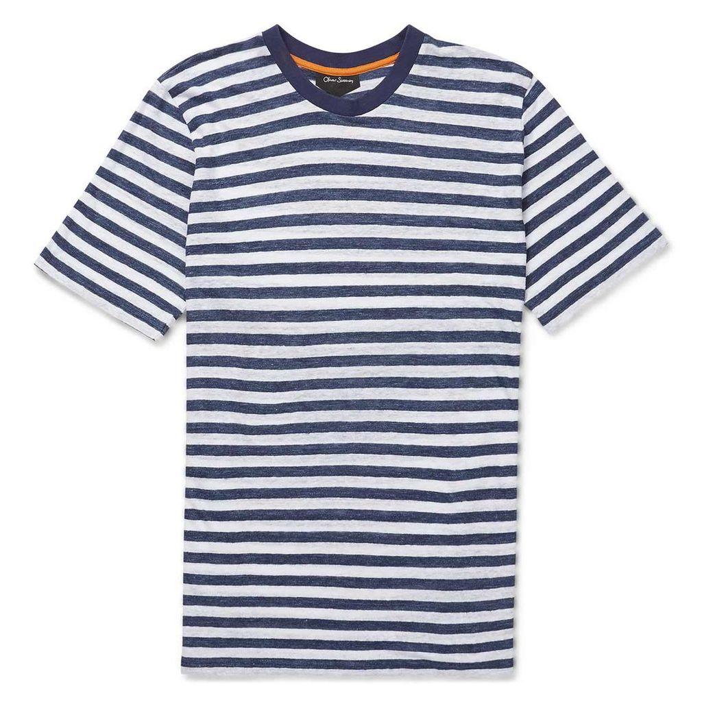Oliver Sweeney Freixeda White Stripe