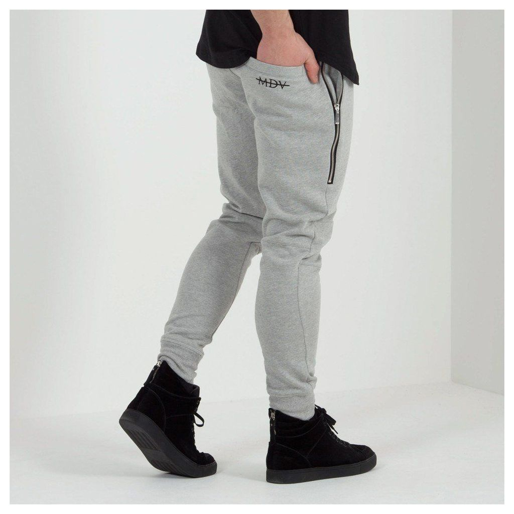 Maniere De Voir; MDV Essential Jogger - Light Grey