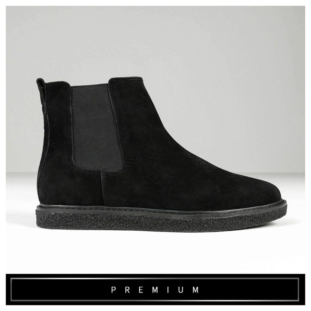 Maniere De Voir; Chelsea Boot - Black