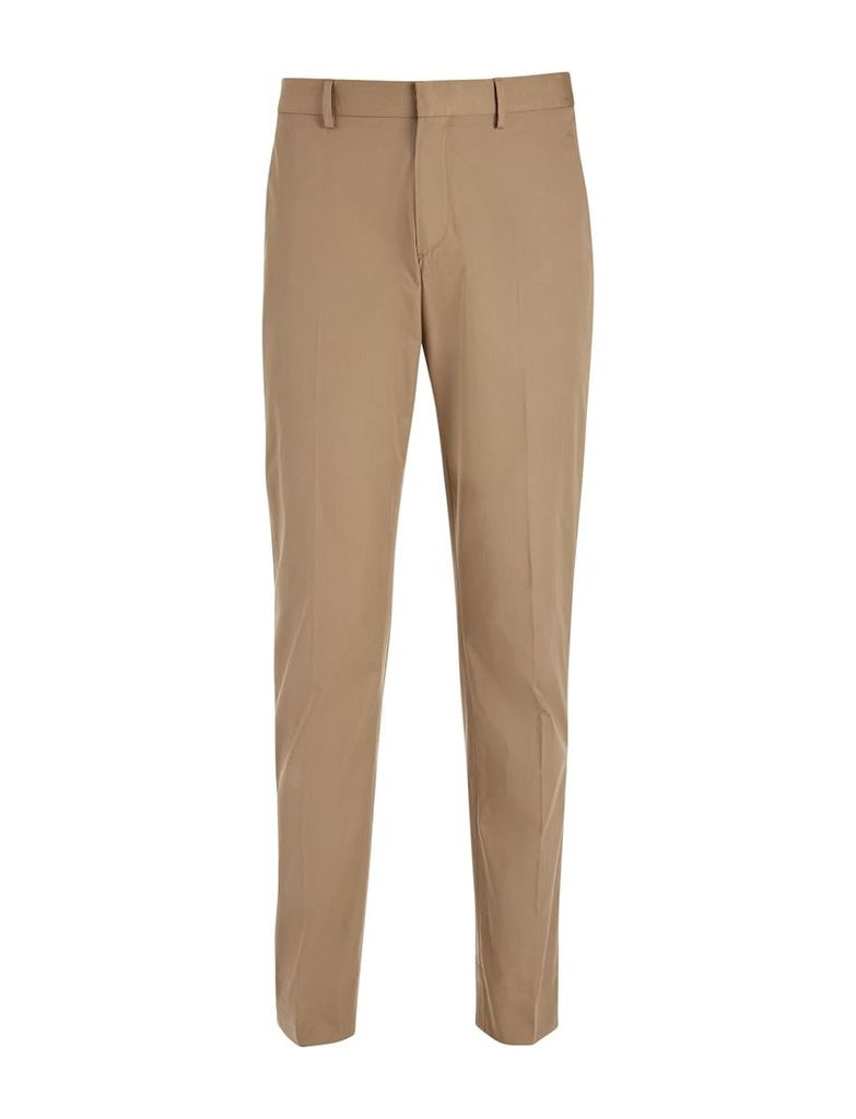 Light Cotton Jack Trousers in Clay