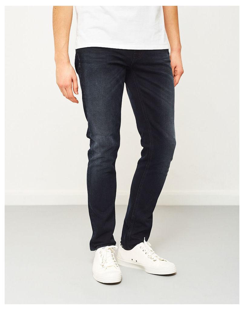 Nudie Jeans Co Lean Dean Hidden Ink Jeans Black