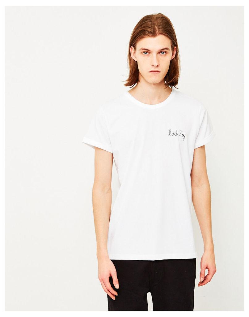 Maison Labiche Bad Boy T-Shirt White