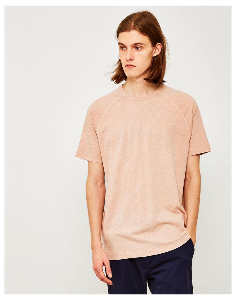 YMC Television T-Shirt Pink
