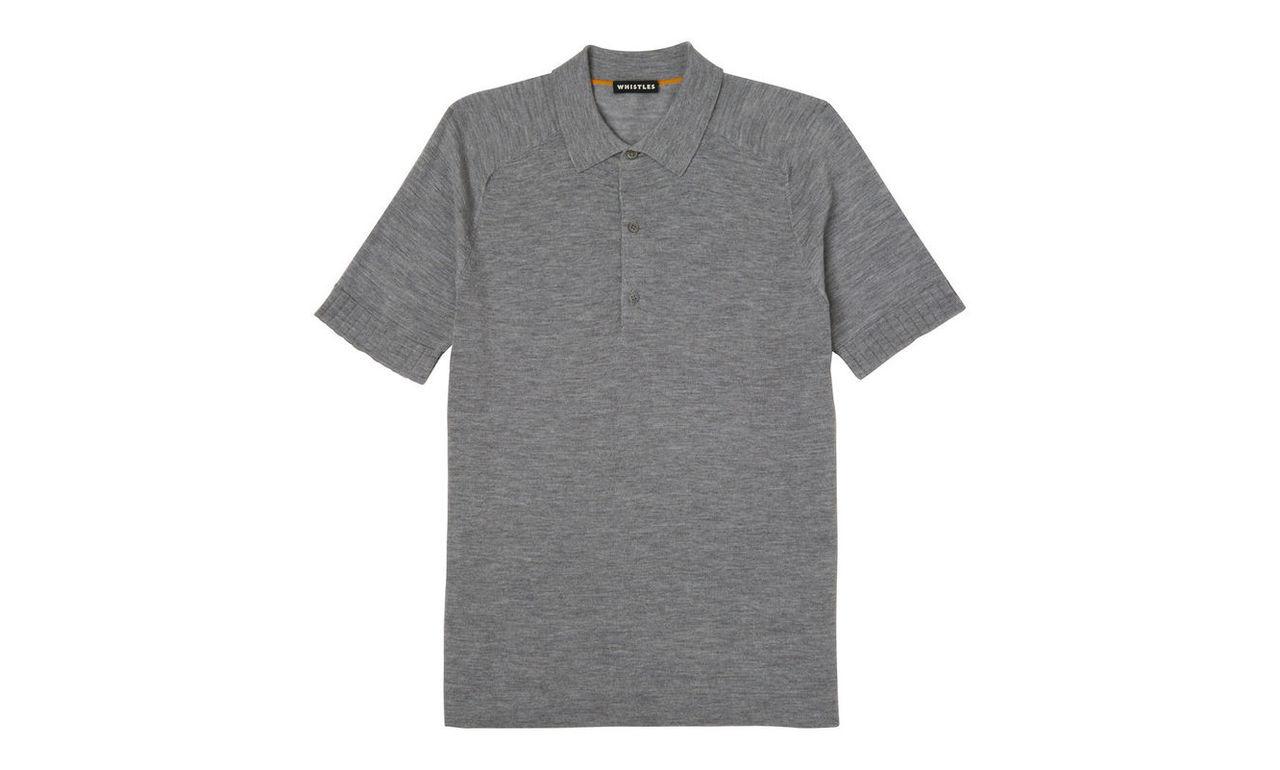 Merino Polo Shirt