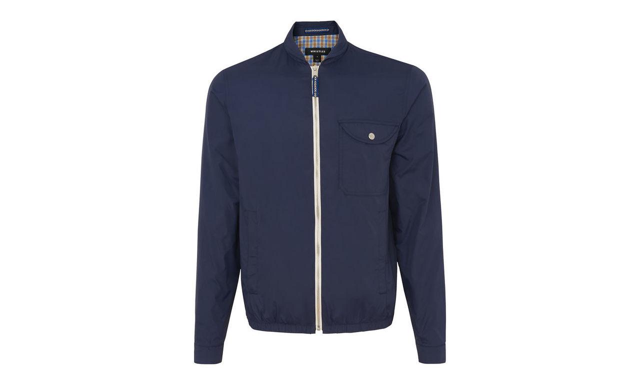 Nylon Sports Jacket