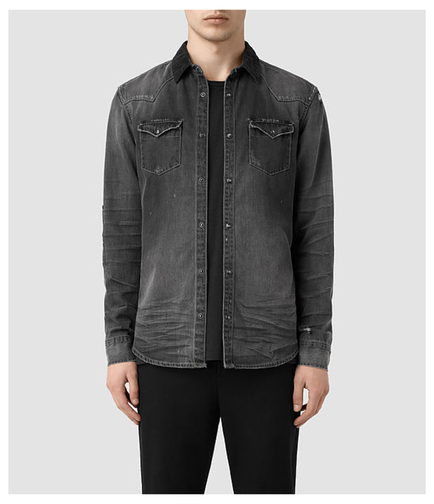 Gaths Denim Shirt