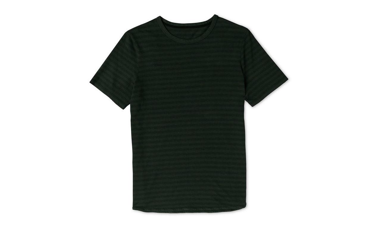 Overdye Stripe T-Shirt