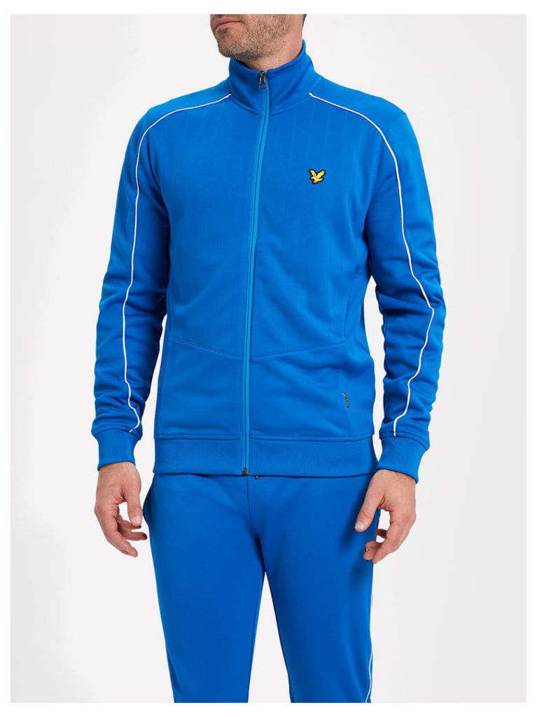 Lyle & Scott Bannister Fitness Drop Needle Track Jacket