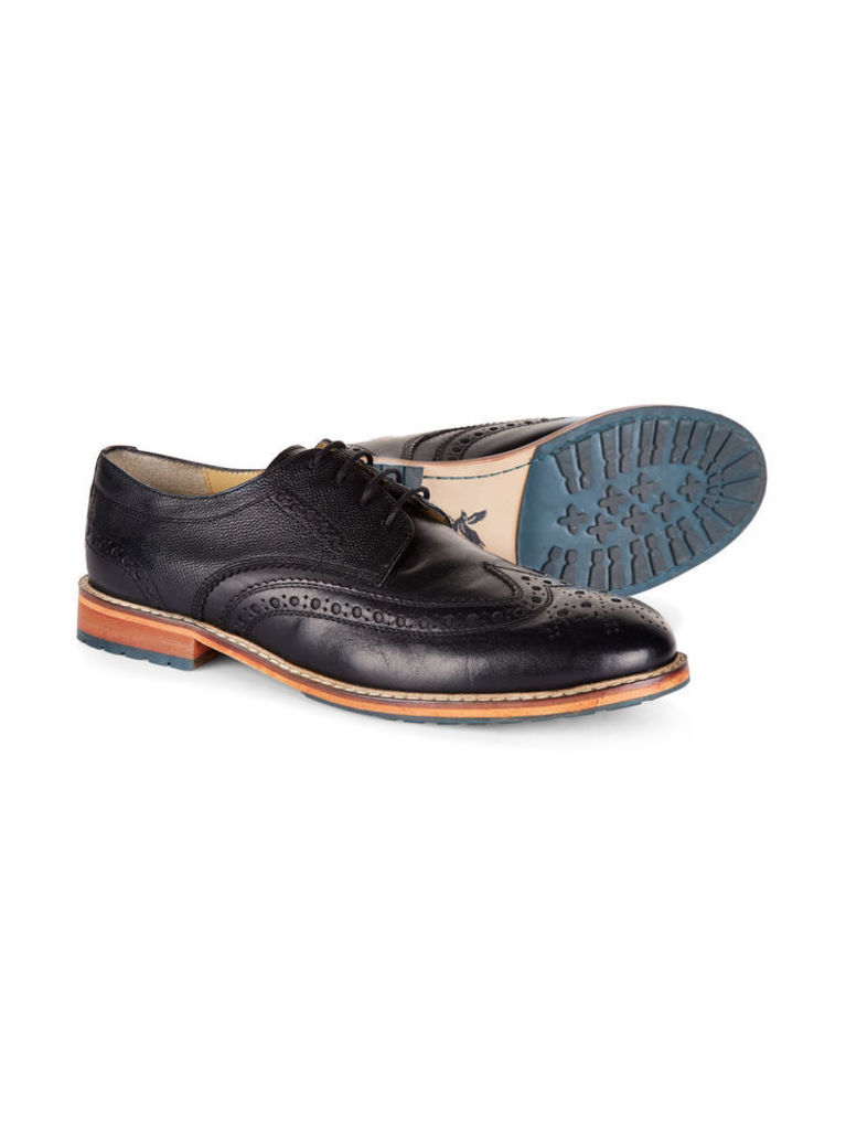 Lyle & Scott Clyde Leather Brogues