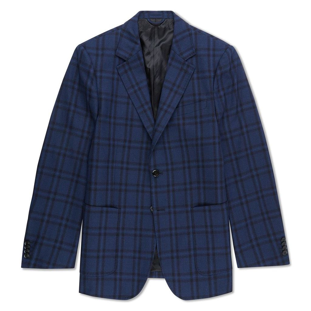 Oliver Sweeney Wingfield Navy Check