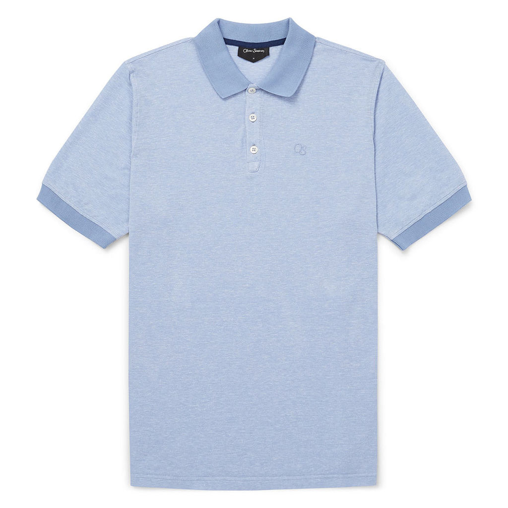 Oliver Sweeney Wollaton Pale Blue/White