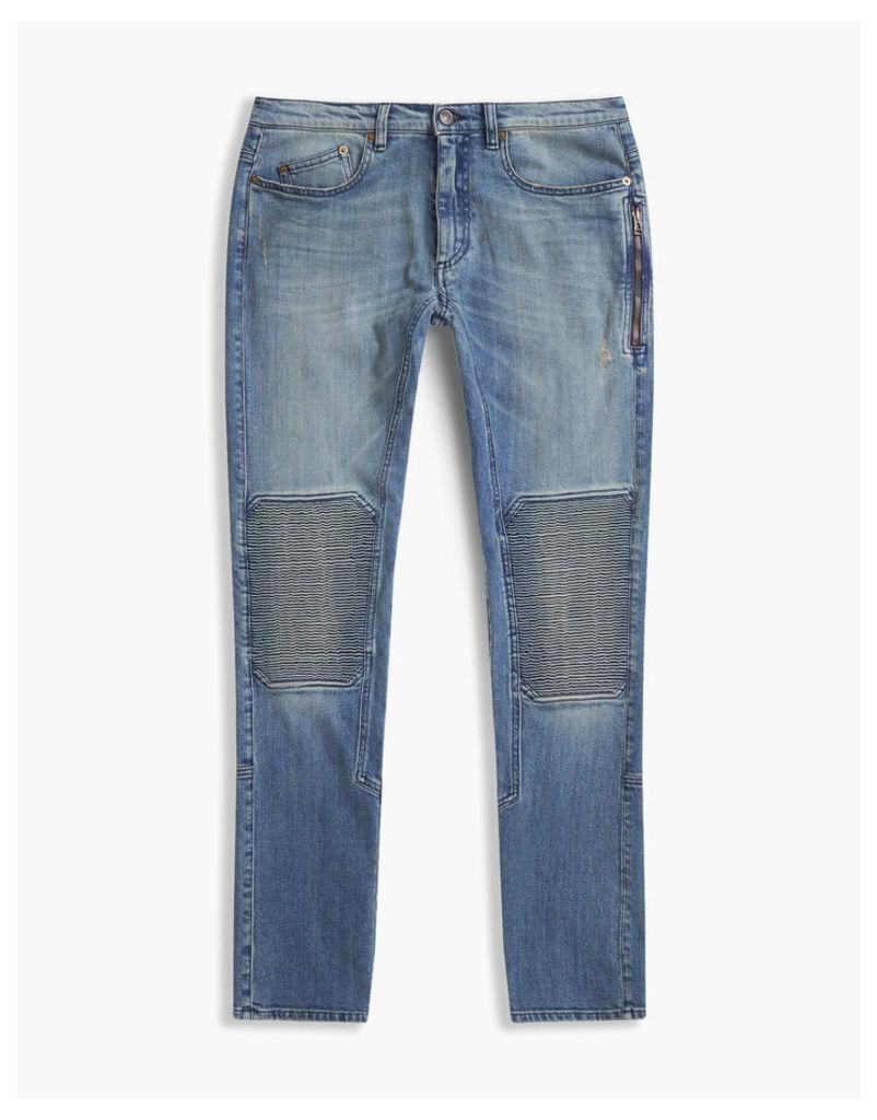 Belstaff Blackrod Biker Jeans Indigo Blue