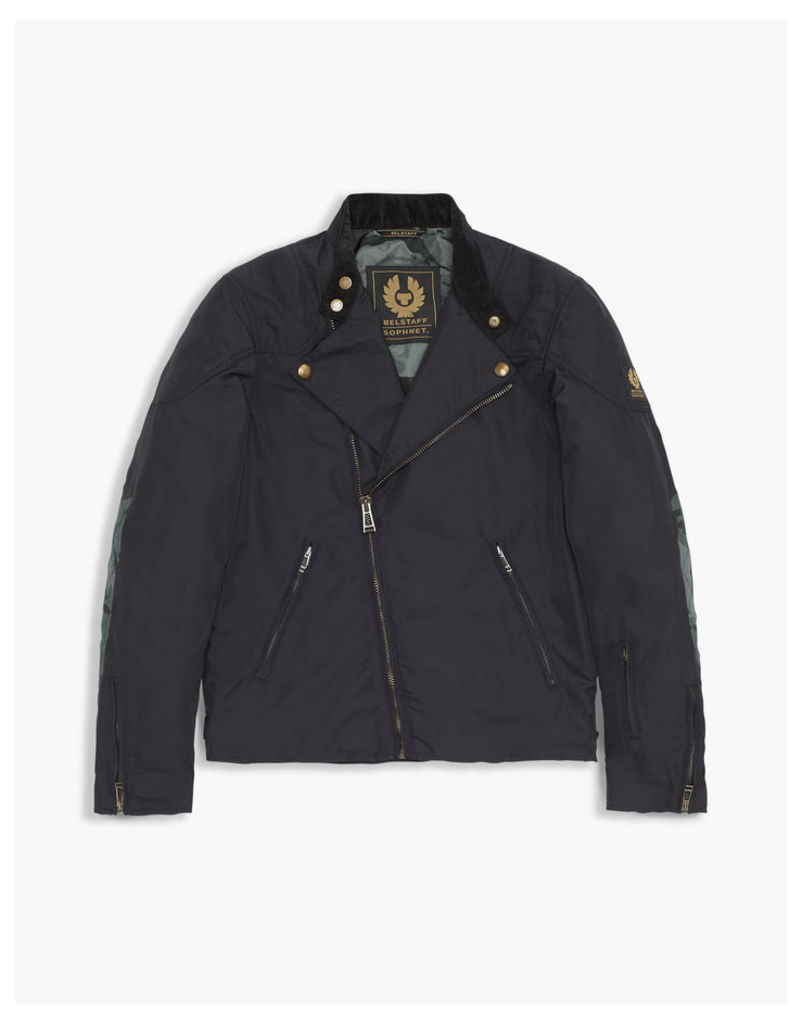 Belstaff Sophnet Rebel Biker Jacket Black