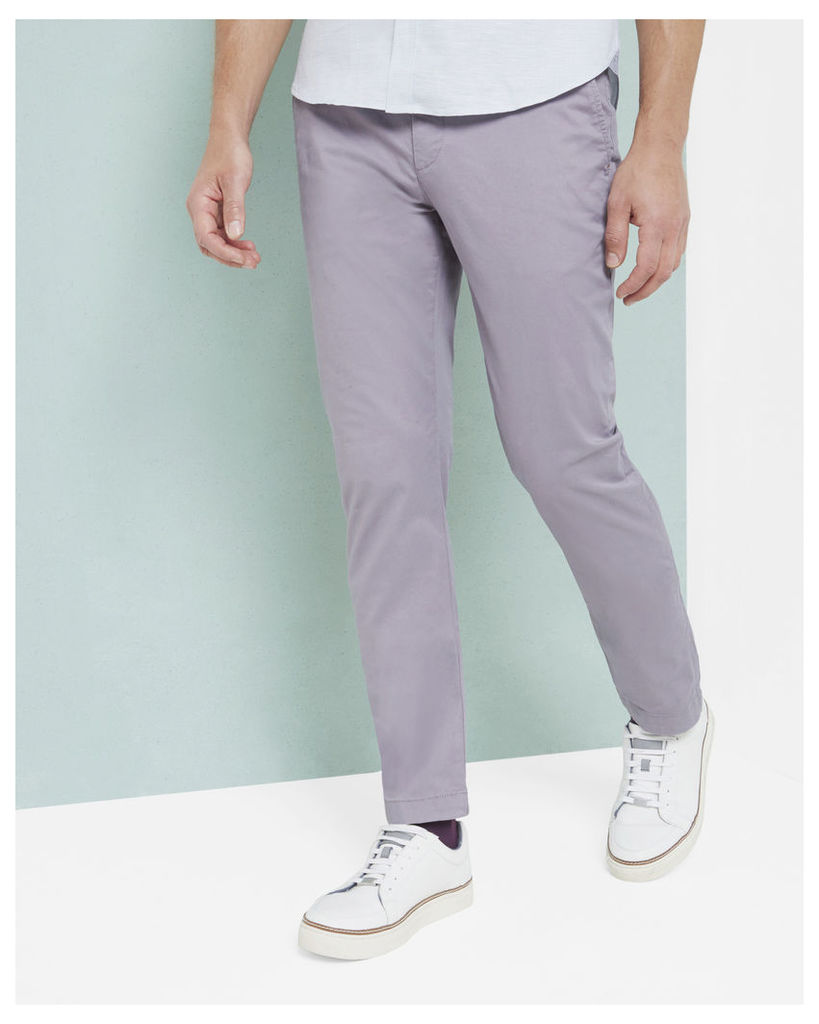 Ted Baker Slim fit chinos Lilac