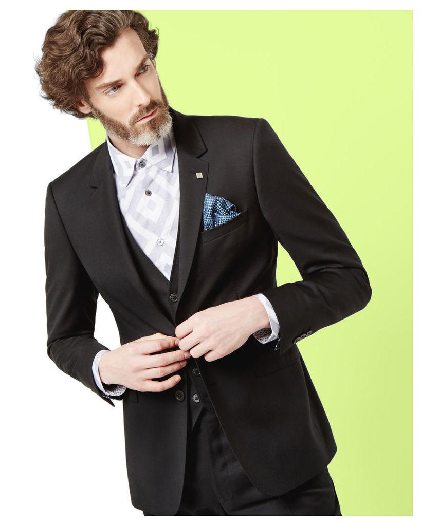 Ted Baker Wool suit jacket Black
