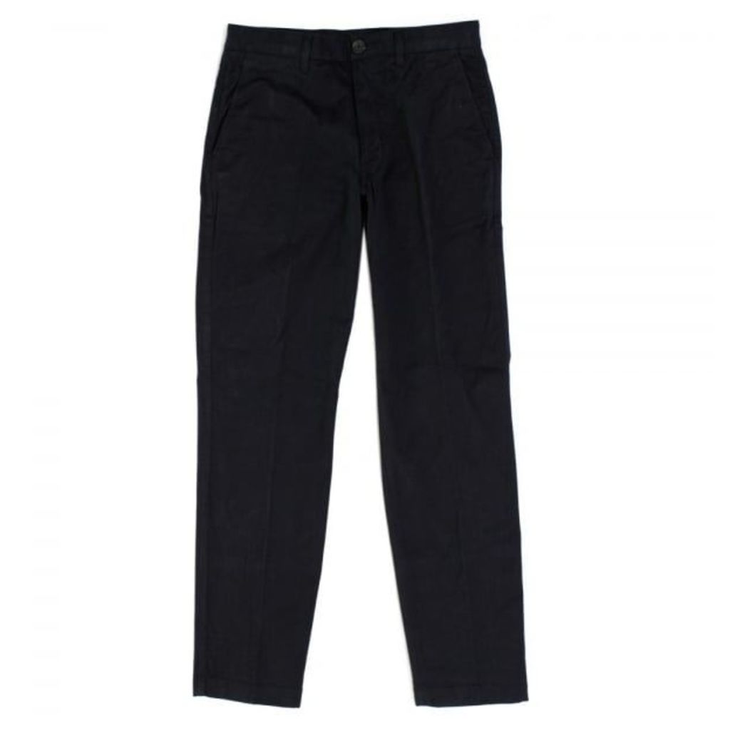 Paul Smith Tapered Navy Chino trousers PRXD-933P-045