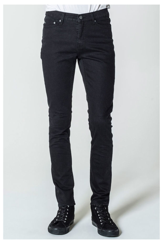 Sonic Rinse Black Jeans