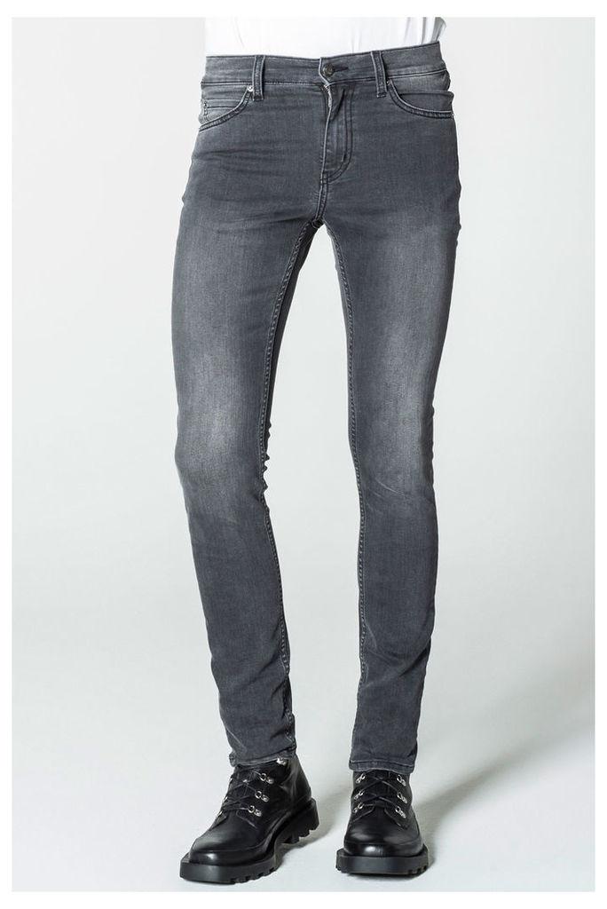 Tight True Grey Jeans