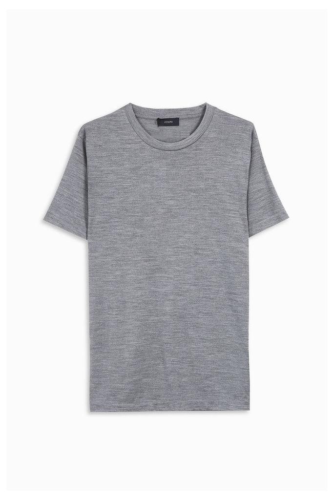Joseph Men`s Crew Neck Silk T-shirt Boutique1