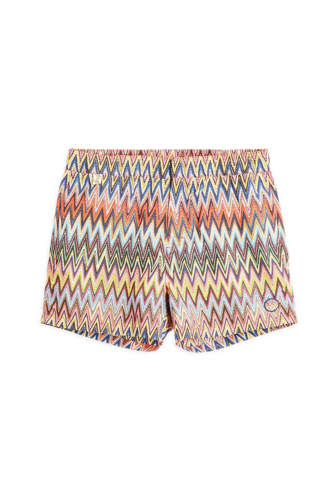 Missoni Men`s Zigzag-print Swim Short Boutique1