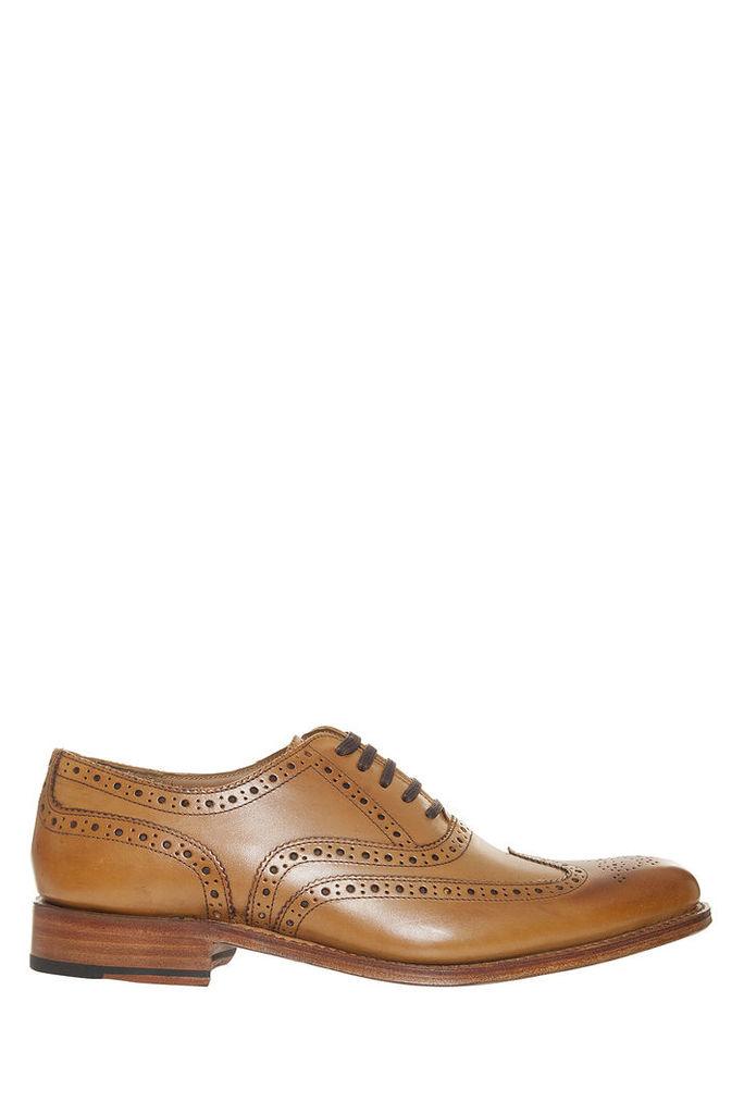 Grenson Men`s Dylan Brogue Shoes Boutique1