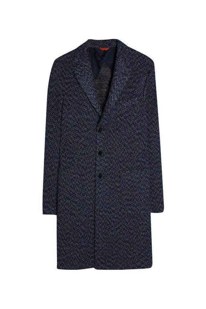 Missoni Men`s Single Breasted Coat Boutique1