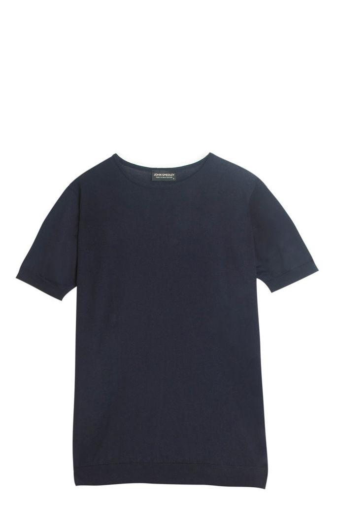 John Smedley Men`s Belden T-shirt Boutique1
