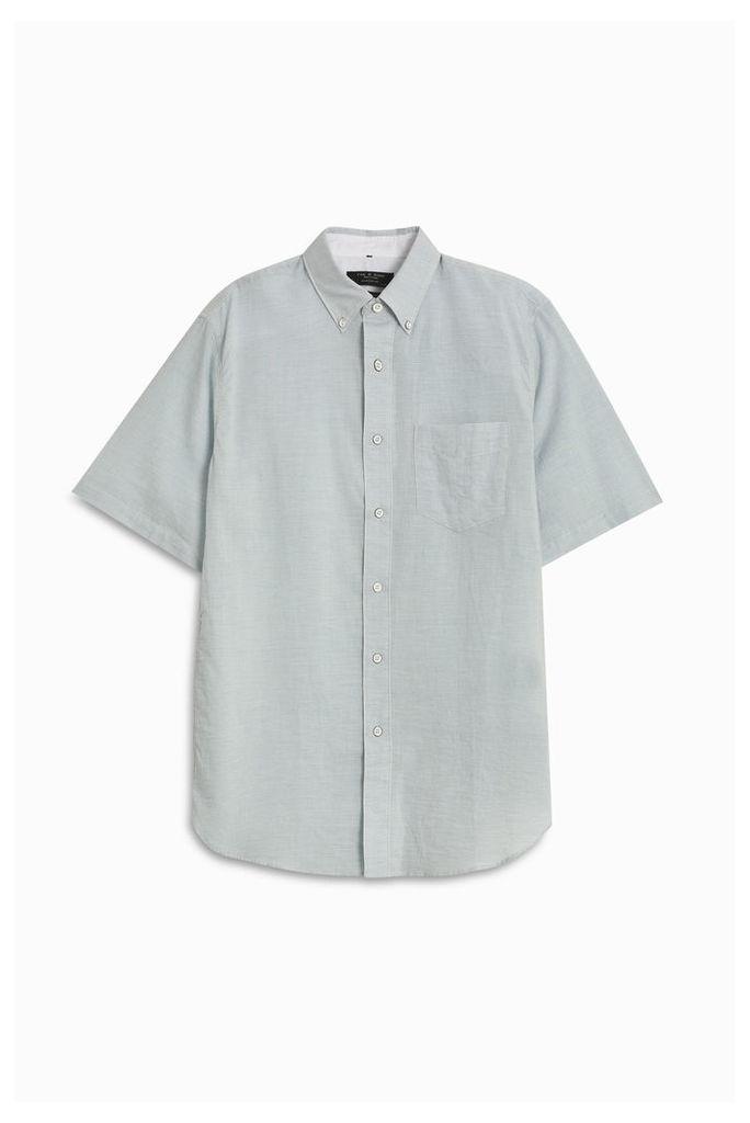 Rag Bone Men`s Oxford Shirt Boutique1
