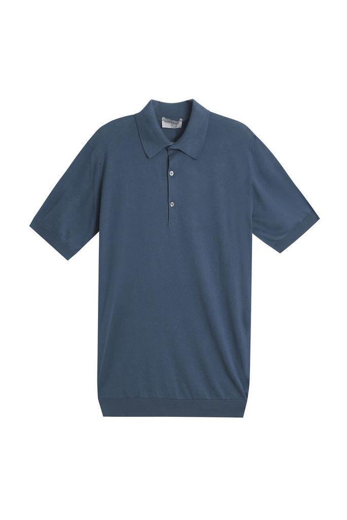 John Smedley Men`s Adrian Polo Shirt Boutique1