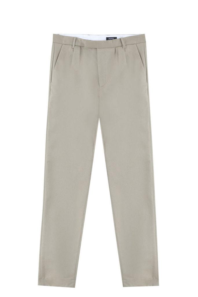 A.p.c. Men`s Brett Trousers Boutique1