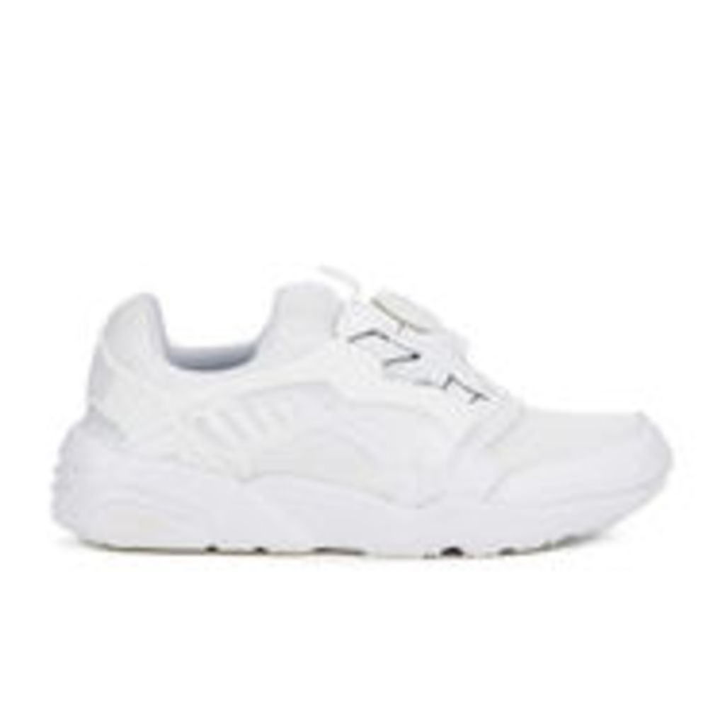 Puma Men's Disc Blaze CT Trainers - Puma White - UK 9