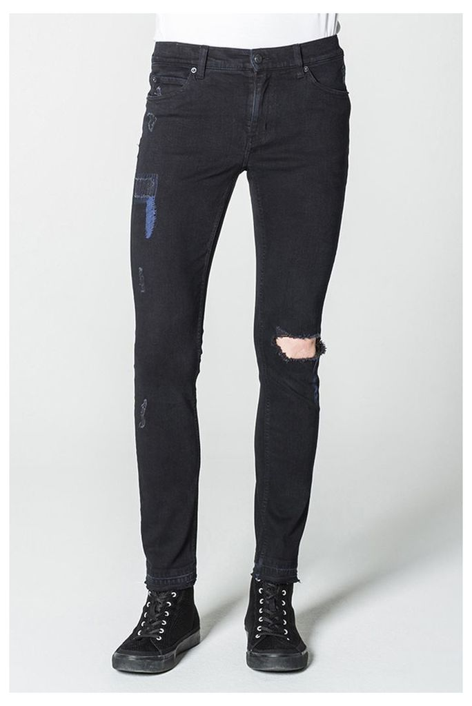 Tight Abyss Jeans