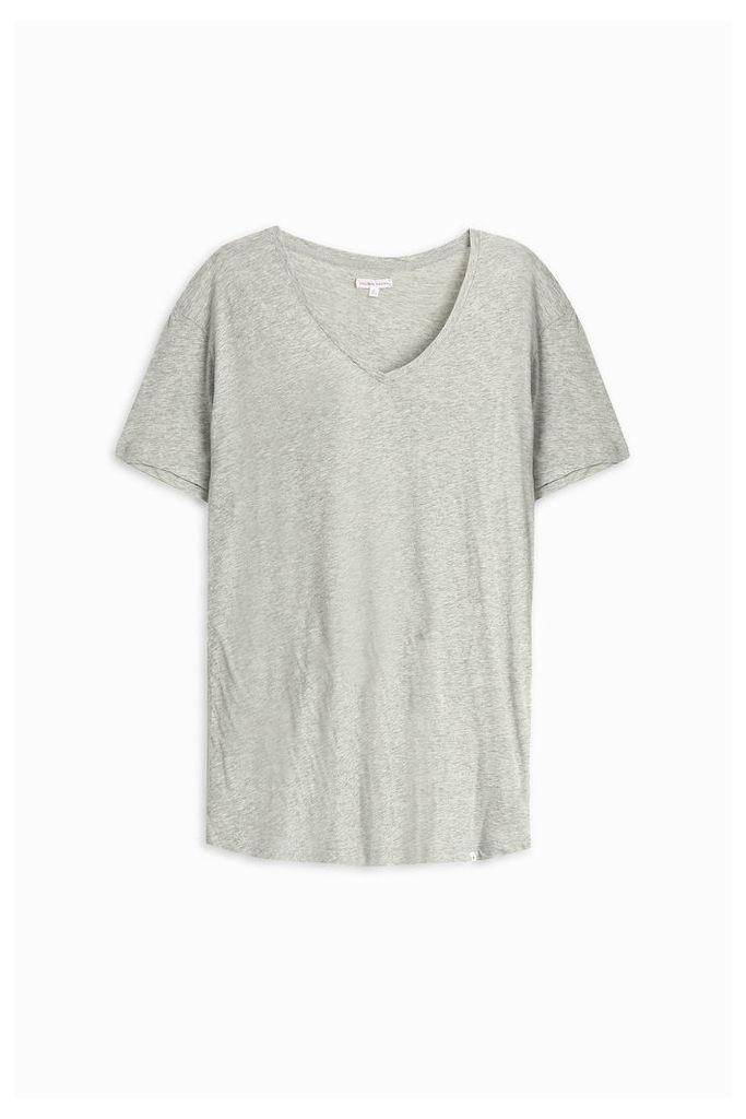 Orlebar Brown Men`s V-neck T-shirt Boutique1