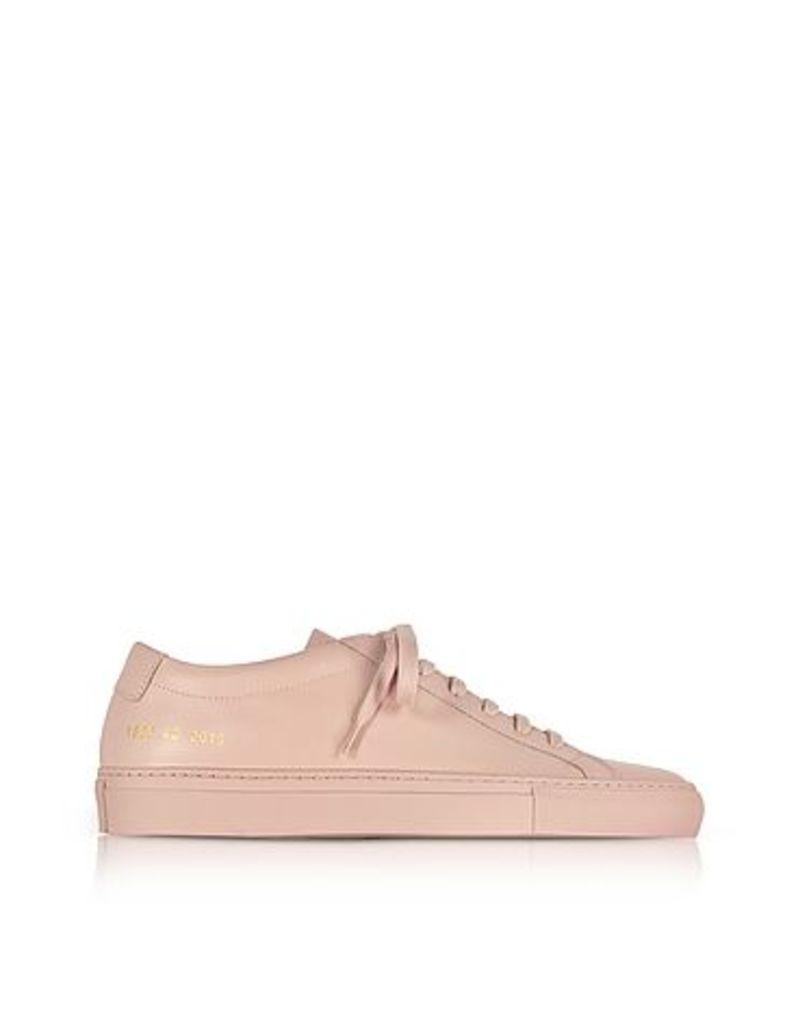 Common Projects - Original Achilles Low Blush Leather Men's Sneaker