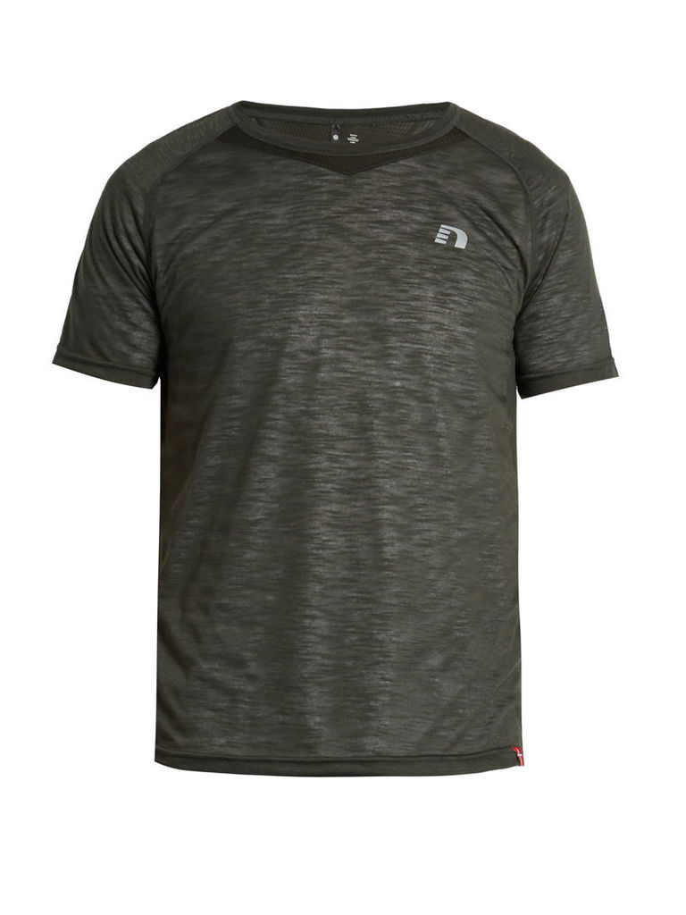 Short-sleeved running T-shirt