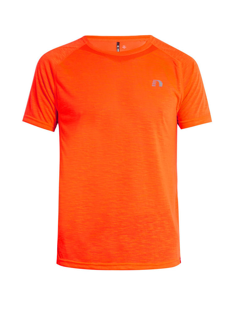 Short-sleeved performance T-shirt