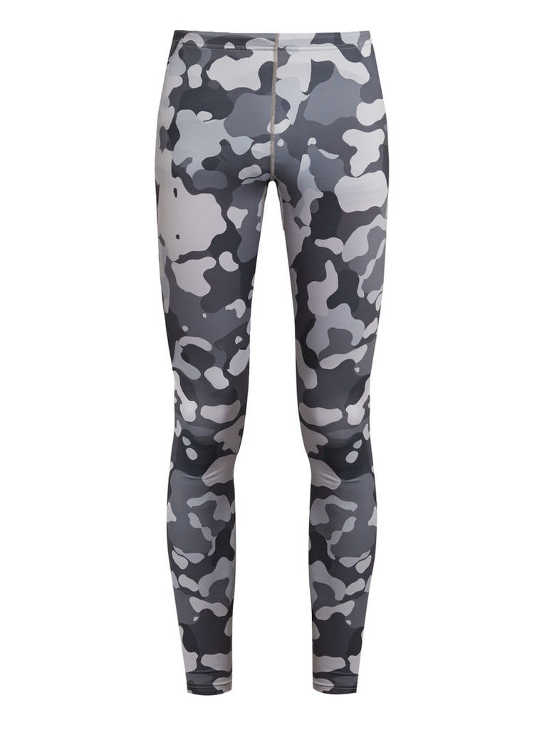 Imotion camouflage-print running leggings