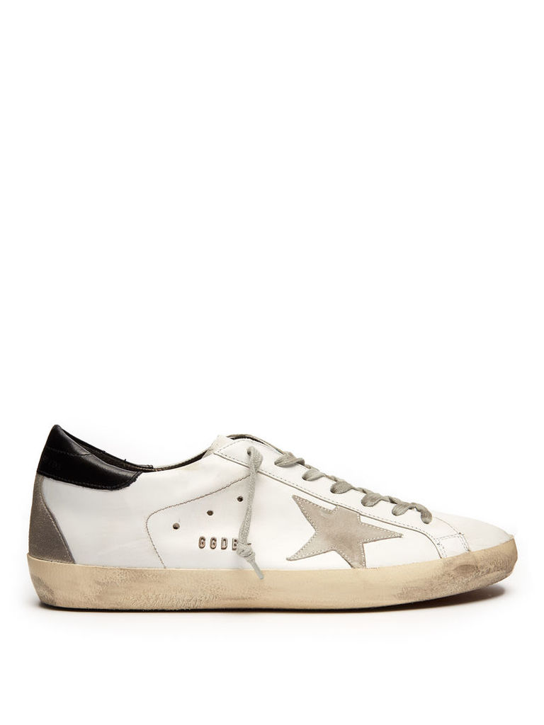 Super Star low-top trainers