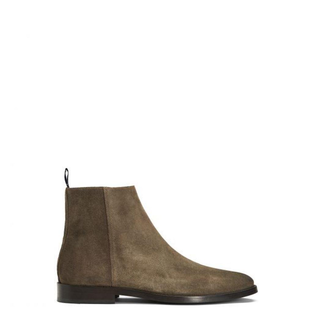 Max Zip Boot - Desert Brown