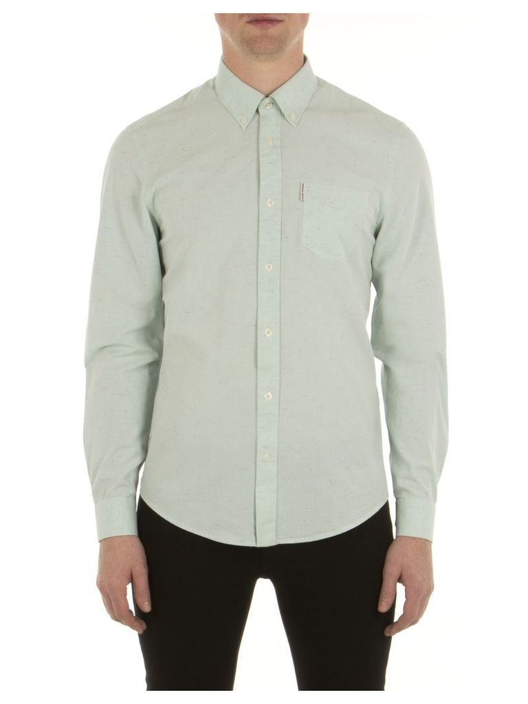 Long Sleeve Heavy Nep Shirt XXS 183 Mint